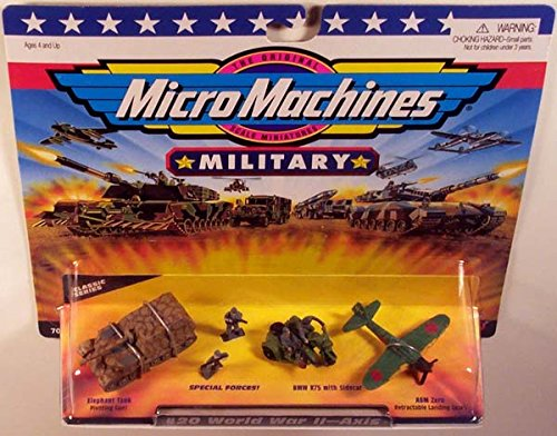 Micro Machines Military Classic Series 20 World War II - Axis