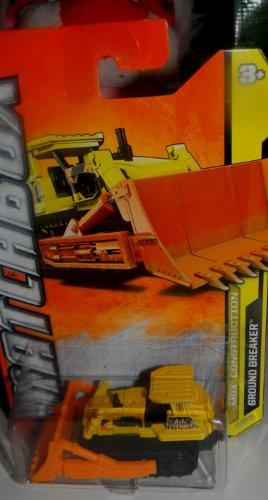 Matchbox Construction Ground Breaker