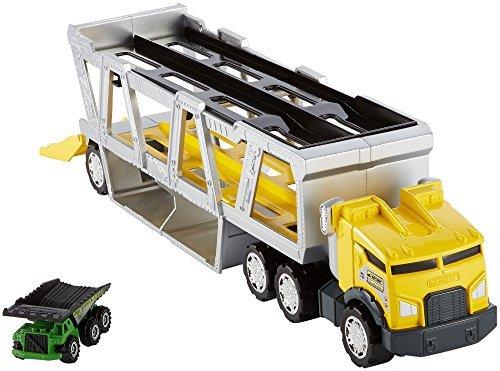 Matchbox Construction Transporter Vehicle by Mattel
