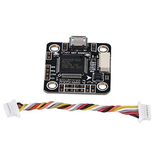 LiukouuRC Accessory 2-6S 32K F7 NXT Nano Flight Control with 5V3A BEC OSD LC Filter