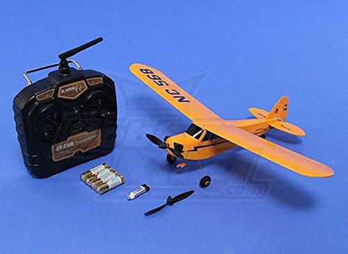 HobbyKing Micro J3 Cub 450mm wTXLipoProp RTF  Wingspan 450mm