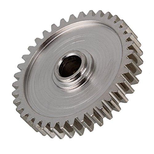 BQLZR Silver 11 Metal A580029 DiffMain Gear for WL Toys A959 A969 A979 k929 RC 118 Car