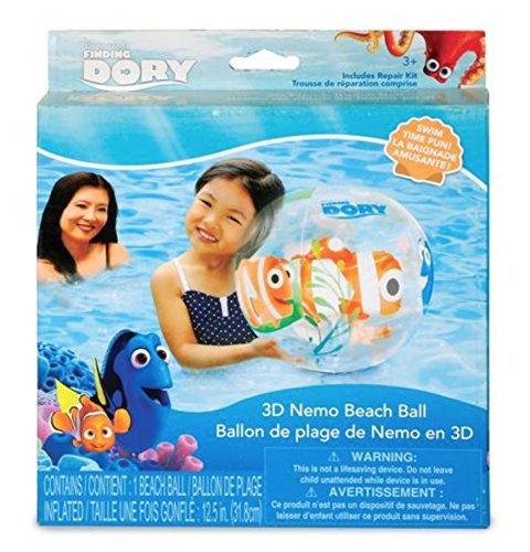 3D Finding Nemo Beach Ball Finding Dory