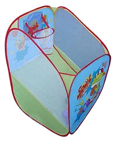 Kids Folding Safe Fun Portable Shooting Ball Tent Game Play House&Bobo Ball Pool