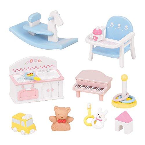 Epoch Sylvanian Families Sylvanian Family Doll Baby Toys Set F -211