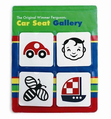 Manhattan Toy Wimmer-Ferguson Car Seat Gallery Travel Toy