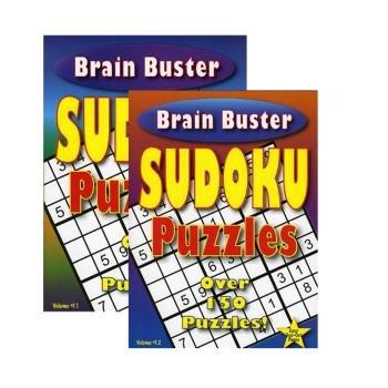 Brain Teaser Sudoku Puzzle Book