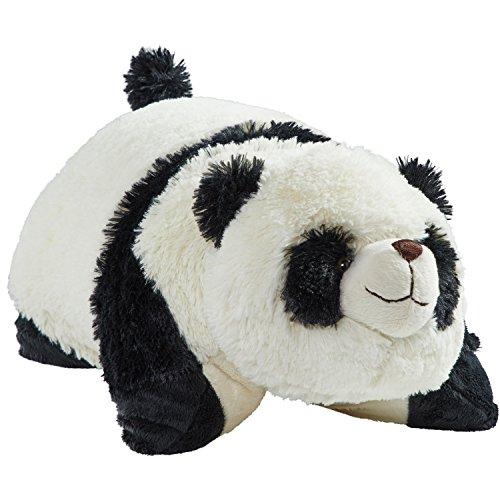 Pillow Pets Signature Comfy Panda 18 Stuffed Animal Plush Toy