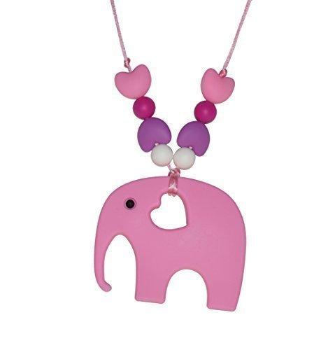Baby Teething Necklace - Teether Necklace - Little Soraya