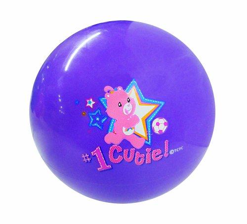 Kids Playground Ball - Care Bear