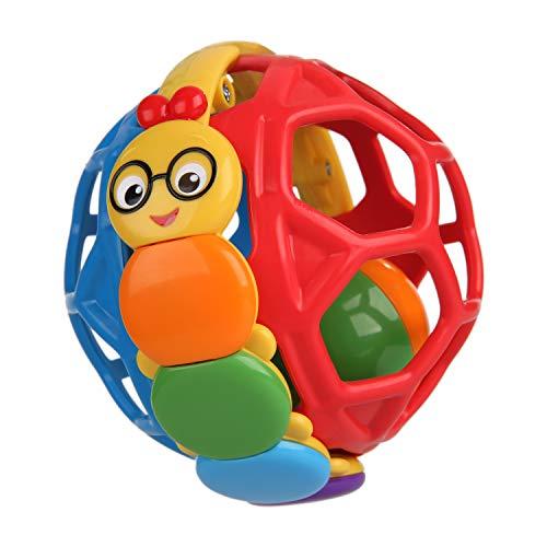 Baby Einstein Bendy Ball Rattle Toy Ages 3 months
