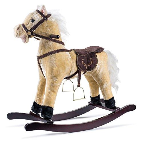 Joon Rocking Horse Pony Beige