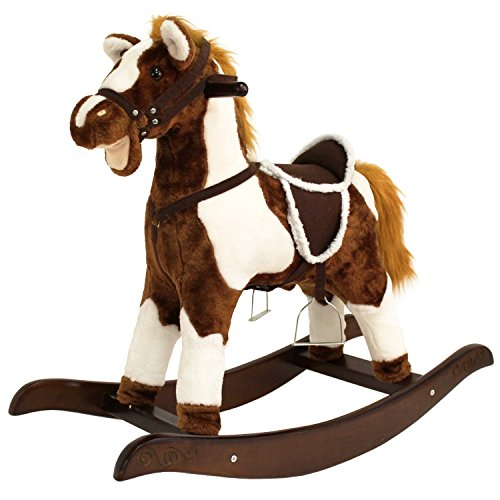 Rockin Rider Patriot Rocking Horse