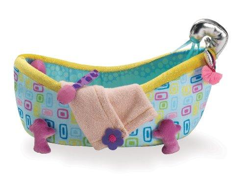 Manhattan Toy Groovy Girls Blissful Bubbles Bathtub Fashion Doll Accessory