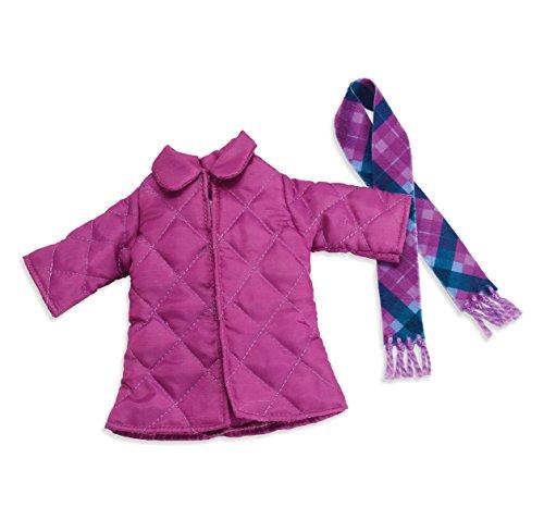 Manhattan Toy Groovy Girls Puffalicious Coat Fashion Doll Accessory