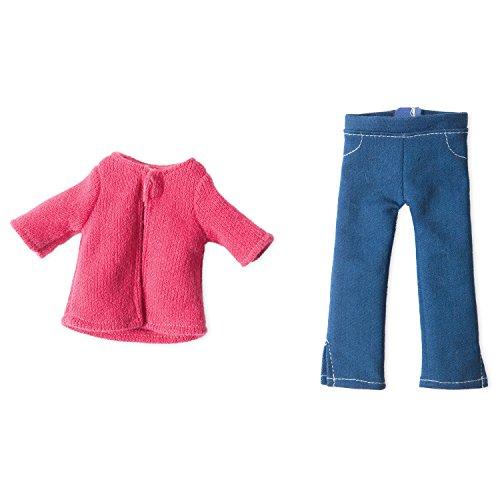 Manhattan Toy Groovy Girls Sassy Sweater Skinnys Fashion Doll Accessory New for 2016