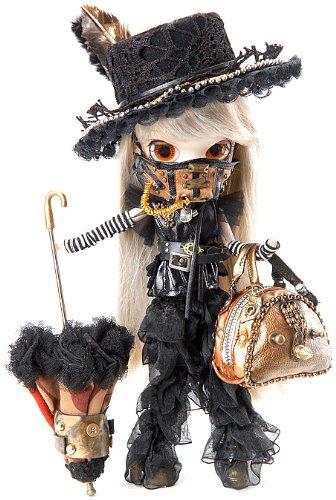 Pullip Dolls Byul Steampunk Rhiannon 10 Fashion Doll Accessory
