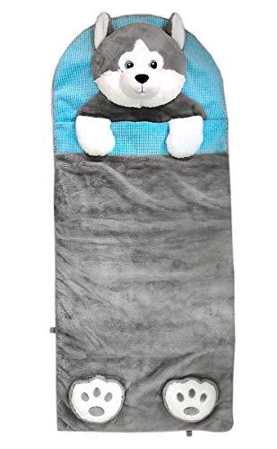 Hugfun Animal Slumber Bag Dog