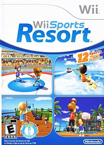 Wii Sports Resort by Nintendo Certified Refurbished