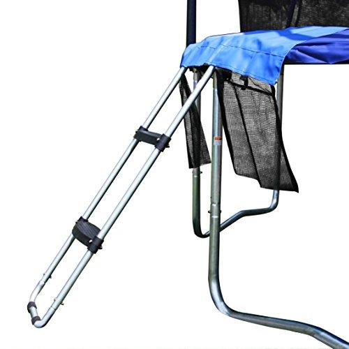 Skywalker Trampolines Wide-Step Ladder Accessory Kit Blue