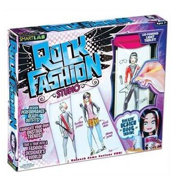 Smartlab Toys 834509001189 Smartlab Toys Rock Fashion Studio
