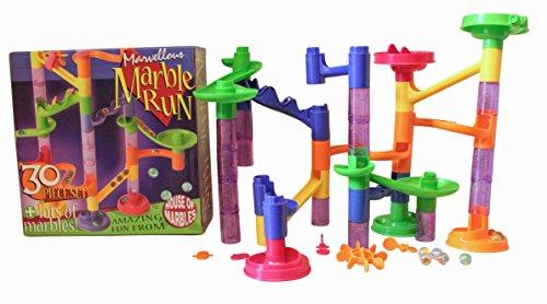 Marble Run Toy - 30 Piece