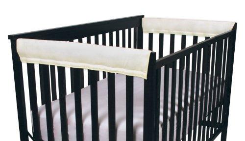 Leachco Easy Teether Side Rail Covers 2 Pack - Ivory