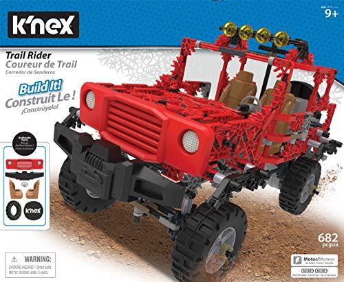 Knex 15222 Trail Rider Building Set Construction Toy Multicolour