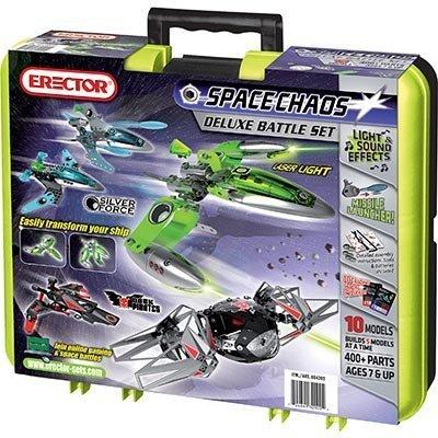 Erector Space Chaos Deluxe Battle Set