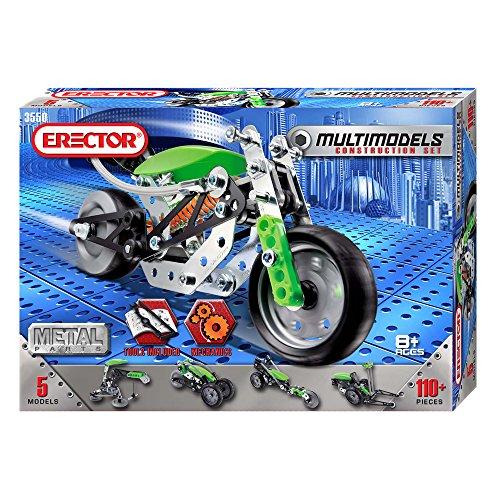 Meccano-Erector - Multimodel - 5 Model Set