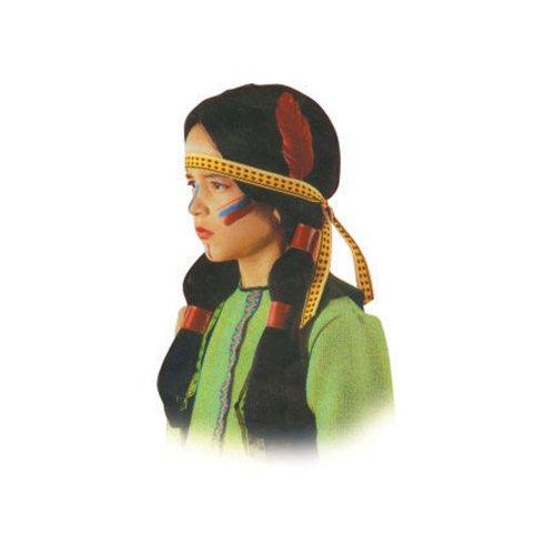 Dress Up America 479 Indian Girl Wig