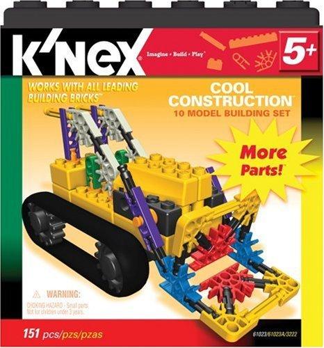 Cool Construction 10 Model Building Set