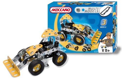 Meccano 3 Model Building Set