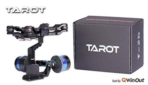 TAROT TL68A15 2-Axle Brushless Gimbal Camera Mount for MIUI Xiaomi Yi Sports Camera