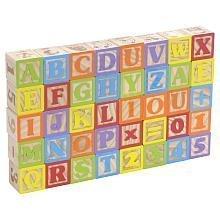 Imaginarium Wooden Alphabet Blocks by Geoffrey Inc