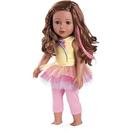 Adora Friends American Lola 18 Fashion Hair Play Doll