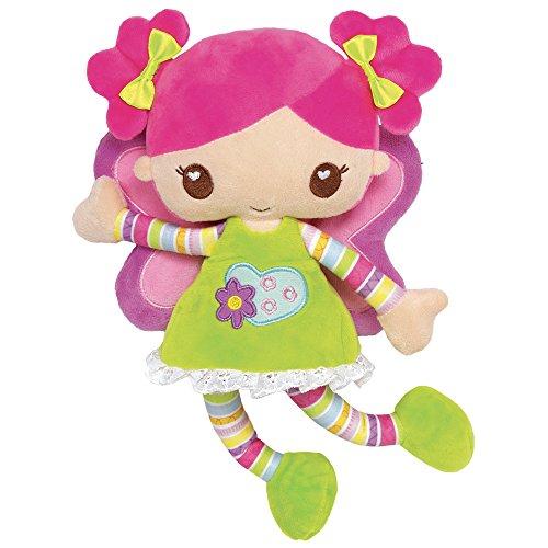 Adora Plush Fairy Green Dress 12 Girl Plush Huggable Washable Play Doll Gift for Children 0 Snuggle Soft Toy