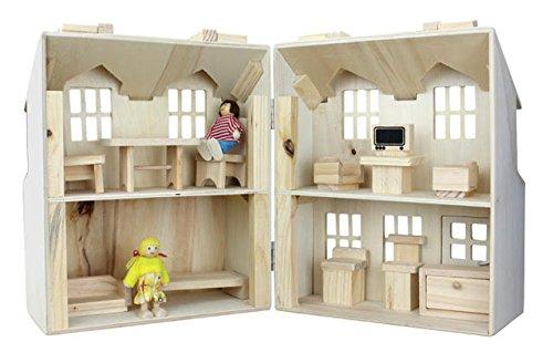 Doll House- Carry n Play Doll House