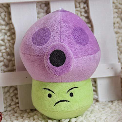 PLUSHWORLD 1pcs Plants vs Zombies Plush Toys 13-20cm Plants vs Zombies PVZ Plants Soft Plush Stuffed Toys Doll Game Figure Toy for Kids