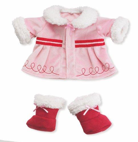 Manhattan Toy Baby Stella Warm Wishes Winter Coat Baby Doll Clothing
