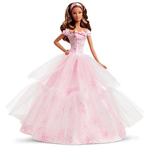 Barbie Birthday Wishes 2016 Barbie Doll Light Brunette