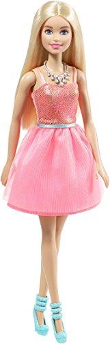 Barbie Glitz Doll Coral Dress 2