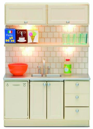 Lundby Smaland Dollhouse Sink  Dishwasher Set