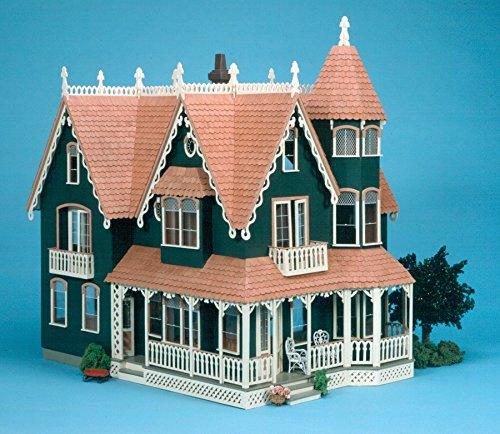 Greenleaf Dollhouse Kit Garfield