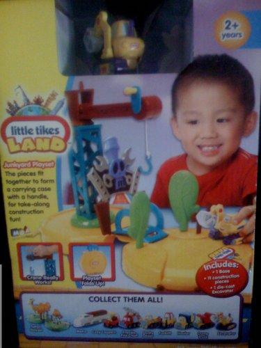 Little Tikes Junkyard Playset