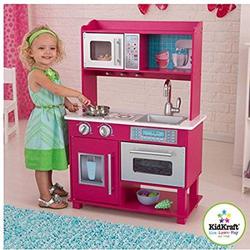 Gracie Wooden Play Kitchen by KidKraft