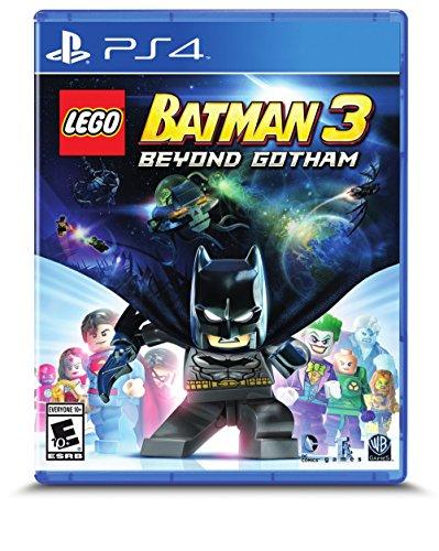 LEGO Batman 3 Beyond Gotham - PlayStation 4