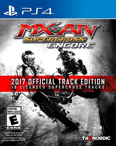 MX vs ATV Supercross Encore - 2017 Official Track Edition - PlayStation 4 2017 Track Edition Edition