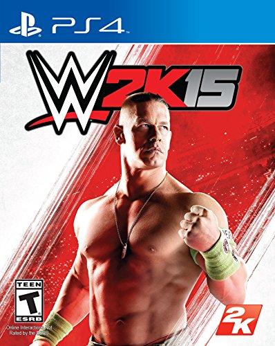 WWE 2K15 - PlayStation 4
