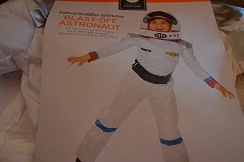 Blast-off Astronaut Kids Halloween Costume